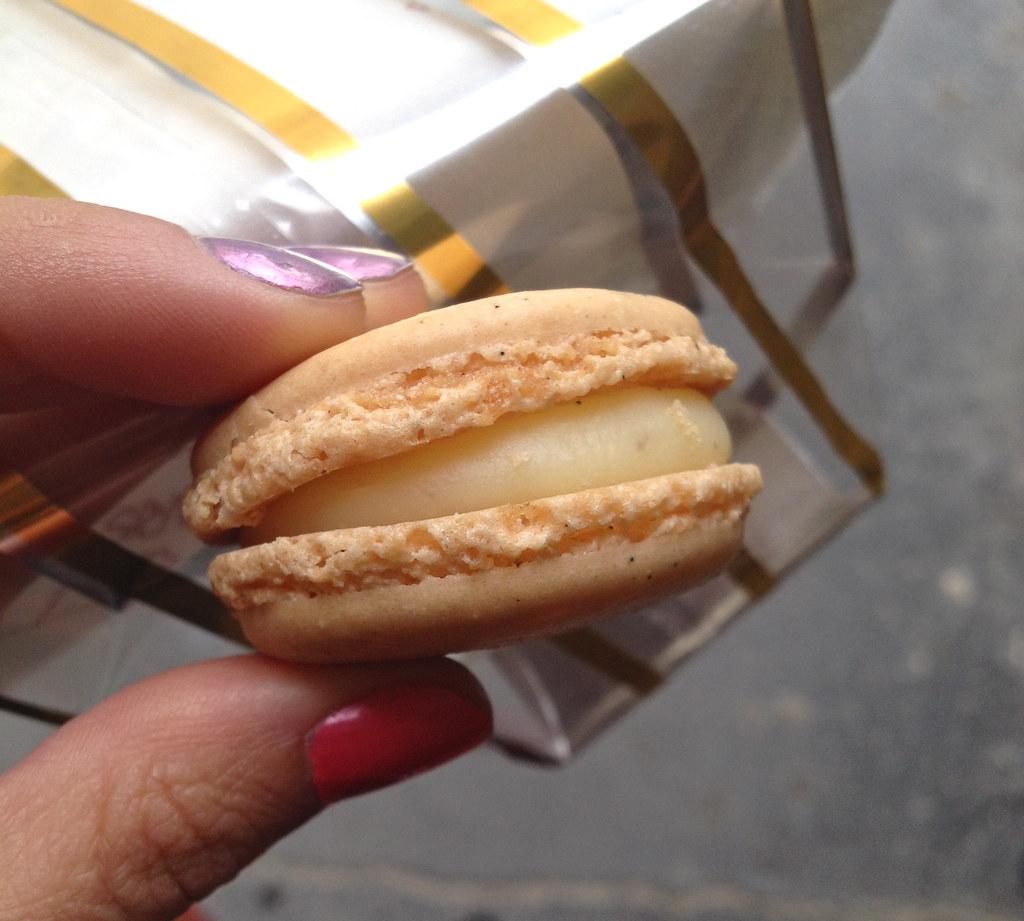 Macarons vanille 02 - 2