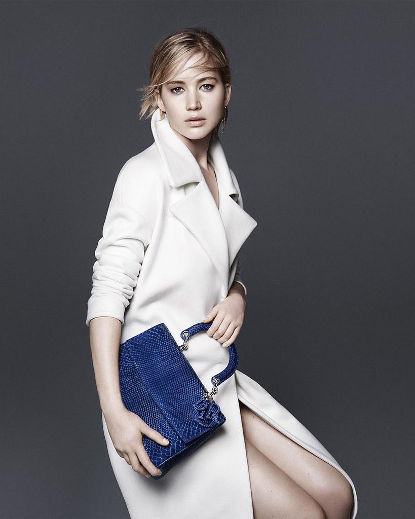 Дженнифер Лоуренс — Фотосессия для «Be Dior» 2015 – 2