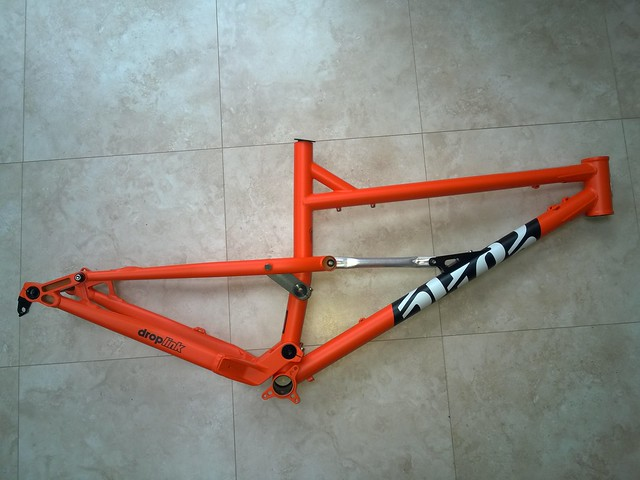 New Rocket275 Orange