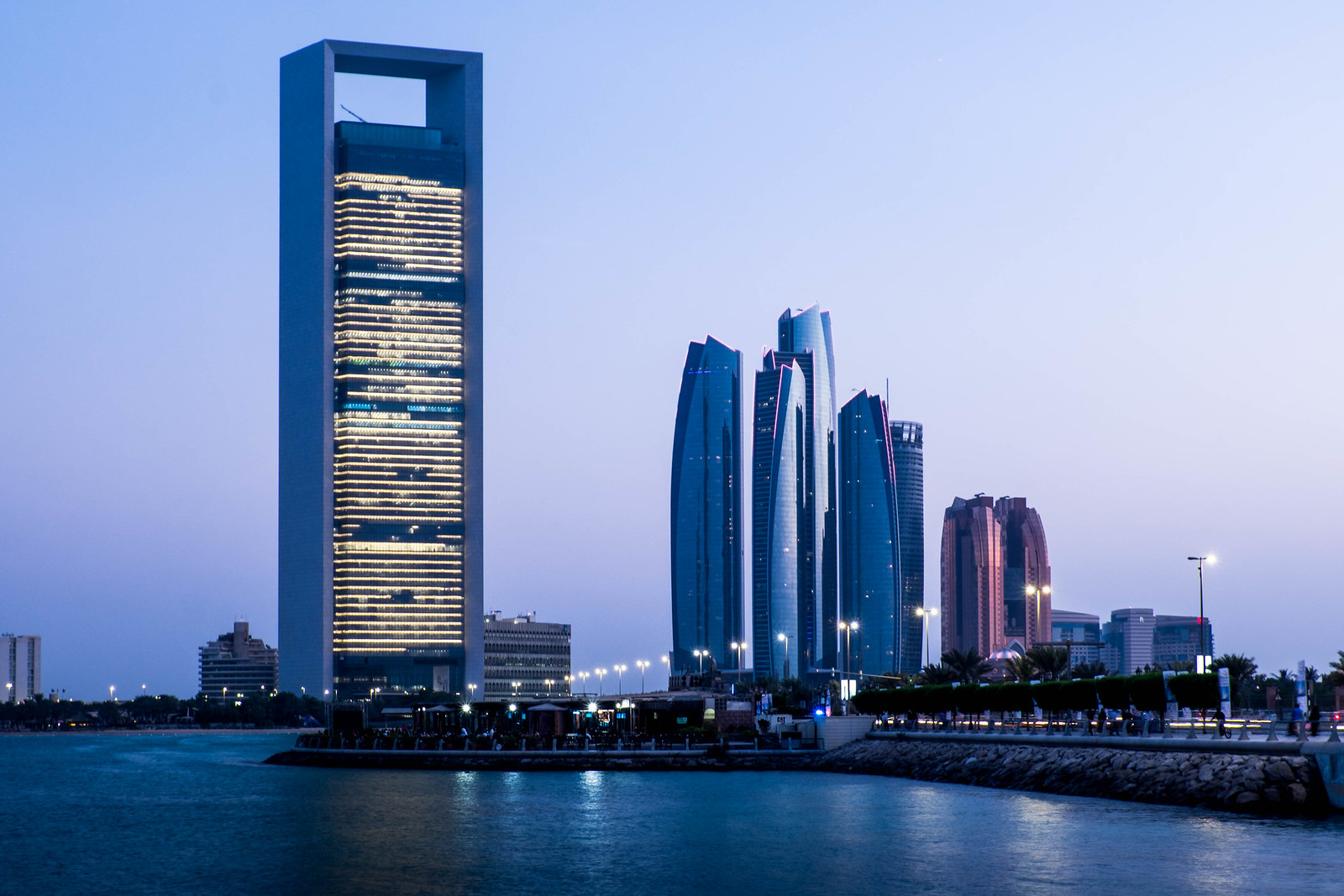 Image result for ADNOC Headquarters in Abu Dhabi, United Arab Emirates