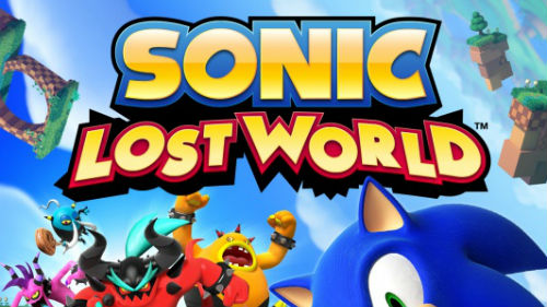 Sonic Lost World coming to PC next month