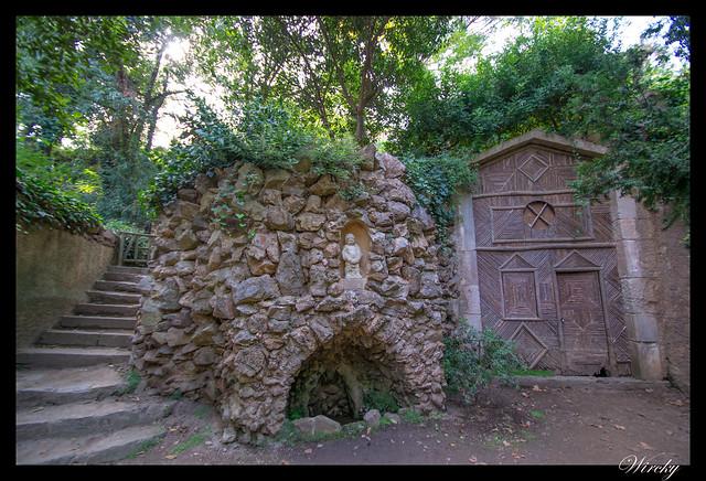 Cabaña del ermitaño