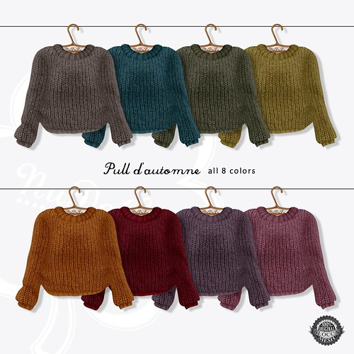 NuDoLu Pulld'automne all colors AD