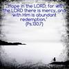 #wordfortoday #hope #God