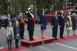 Desfile de la Fiesta Nacional