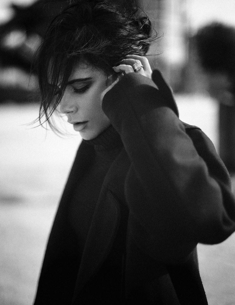 Виктория Бекхэм — Фотосессия для «Vogue» DE 2015 – 8