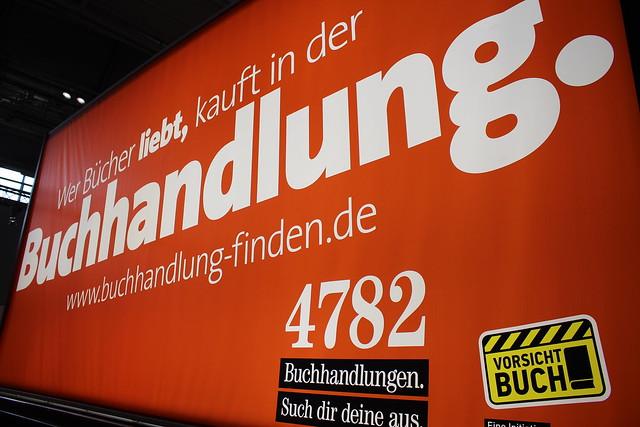 Vorsicht Buch - Frankfurt Buchmesse 2015