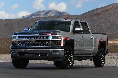 2014 Chevrolet Silverado Toughnology - SEMA