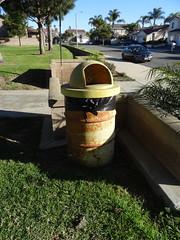 Public Litter Bin | City of Fountain Valley