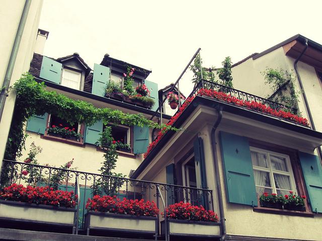 Heuberg, Basel, CH