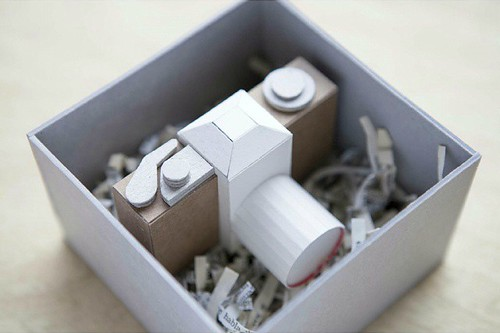 Paperboard Camera
