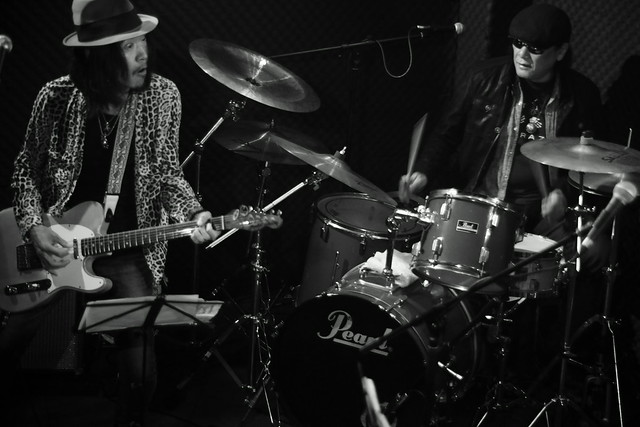 JAMES BAND live at Walkin', Tokyo, 01 Nov 2015. 211