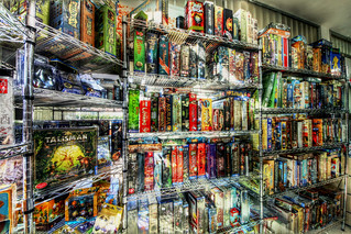 HDR Board Games