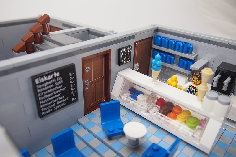 Eiscafé Rialto icecream parlor