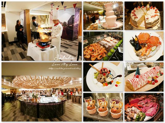 台北飯店自助餐buffet吃到飽西華飯店沙拉吧 (7)