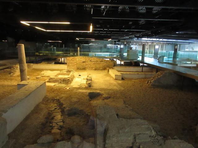 Roman Remains (under