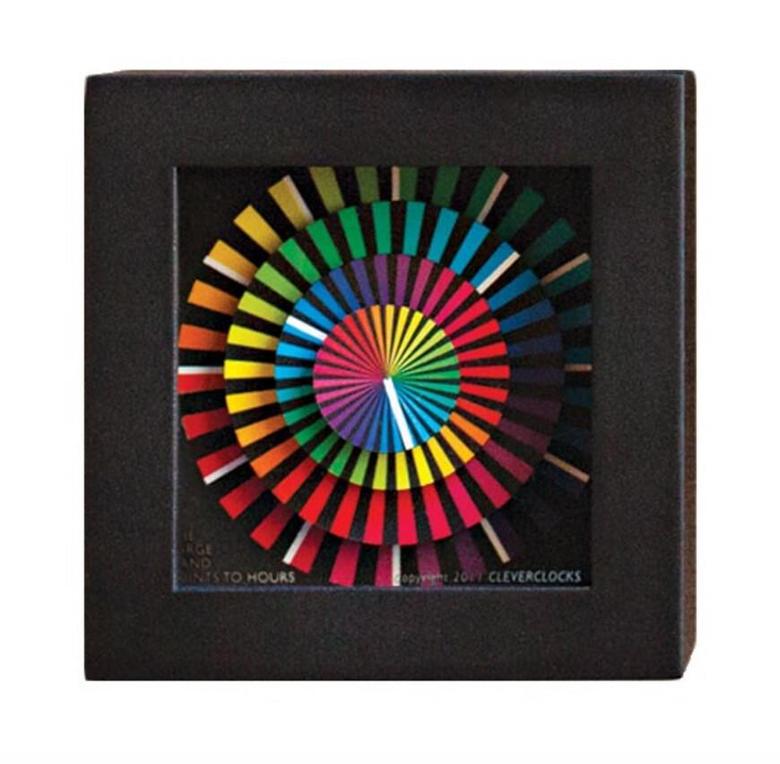SFMoMA Clever Clock