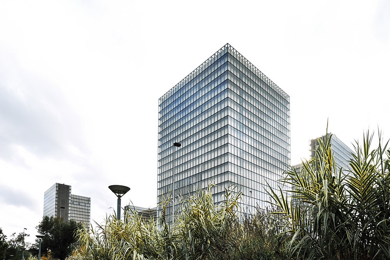 Bibliothèque nationale de France - Dominique Perrault