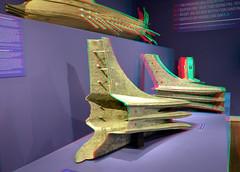 Roman Bronze Ship-rams 3D
