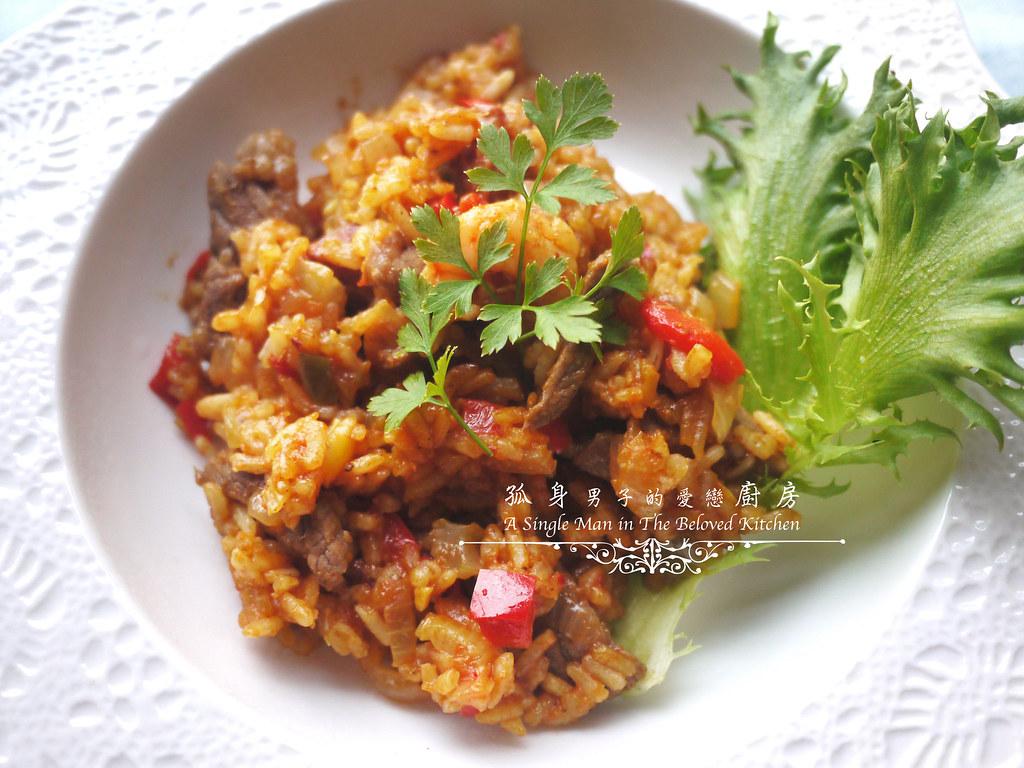 孤身廚房-Jambalaya什錦飯──美國南方多元風情文化融合的經典料理37