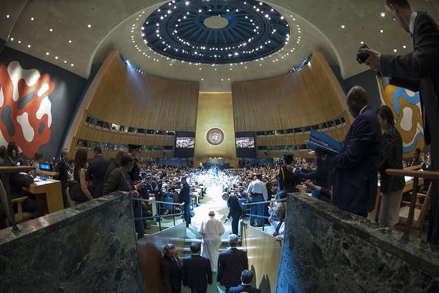 El año 2015 de la ONU en imágenes