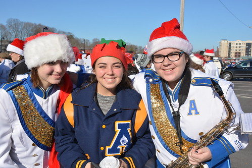 2015 Attleboro Holiday Happenings Parade