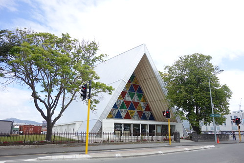 02 Christchurch-02 Cardboard Church