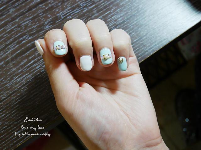 可愛俏皮光療指甲 (5)