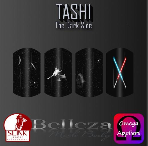 TASHI The Dark Side