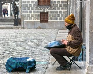 Los trabajos de la calle
