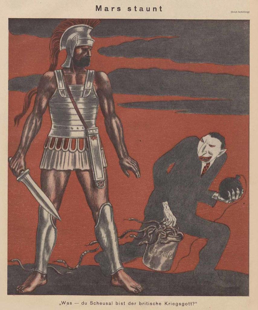 Erich Schilling - Mars Marvel, 1939