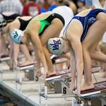 WKHS Swim Blue Devil Invitational 9.25.16