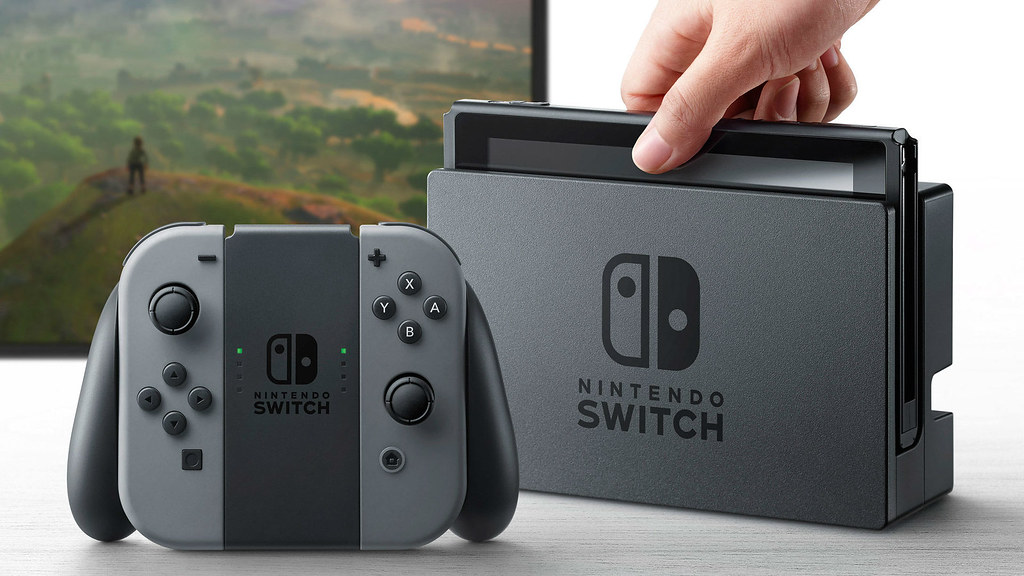 Nintendo Switch is Nintendo's Next Console