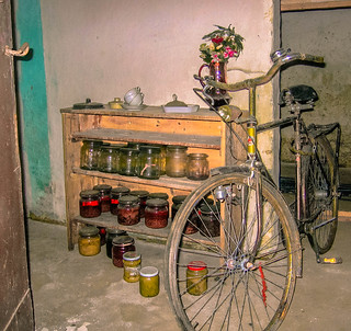Велосипед с вареньем
