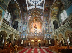 Bucharest - St. Eleutherius Church