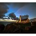 Arc en ciel sur Saint-Mathieu.... by oli0205