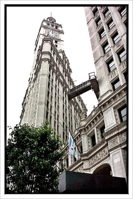 Chicago II ~ Wrigley Building (Chewing Gum Industry)