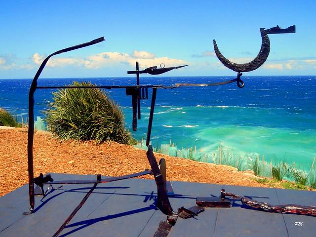 Sea Sculpture, Sydney 2016-PM17, Nikon COOLPIX AW100