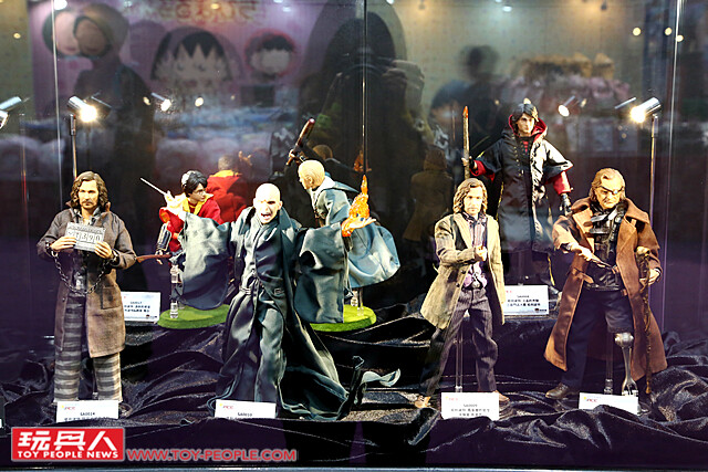 玩具探險隊!2016台北電影玩具展 TMTC 搶先看!