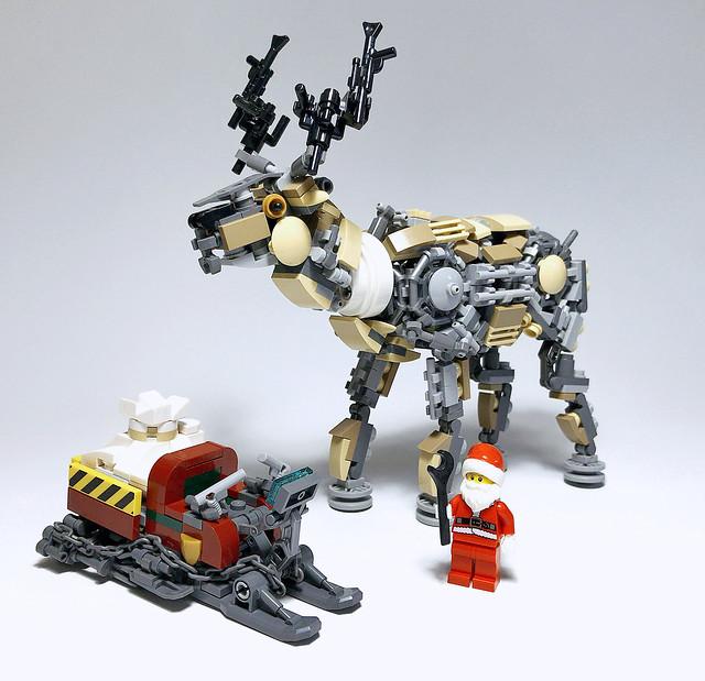 LEGO Mech Reindeer-05