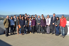 Estudiantes extranjeros comienzan aventura académica en la UCSC
