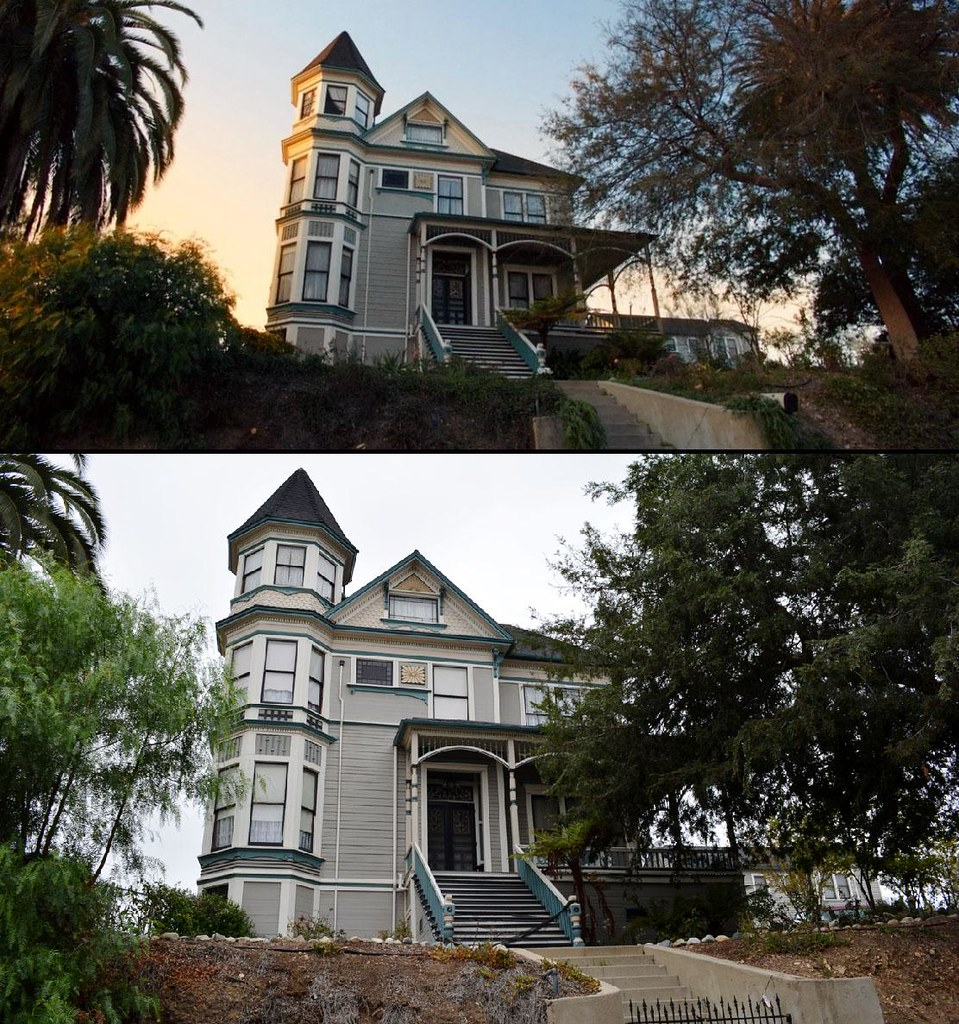 Incredible Insidious Chapter 2 These Private Homes In Los Angeles We Home Interior And Landscaping Mentranervesignezvosmurscom