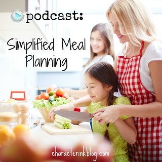 Podcast: Simplified Meal Planning
