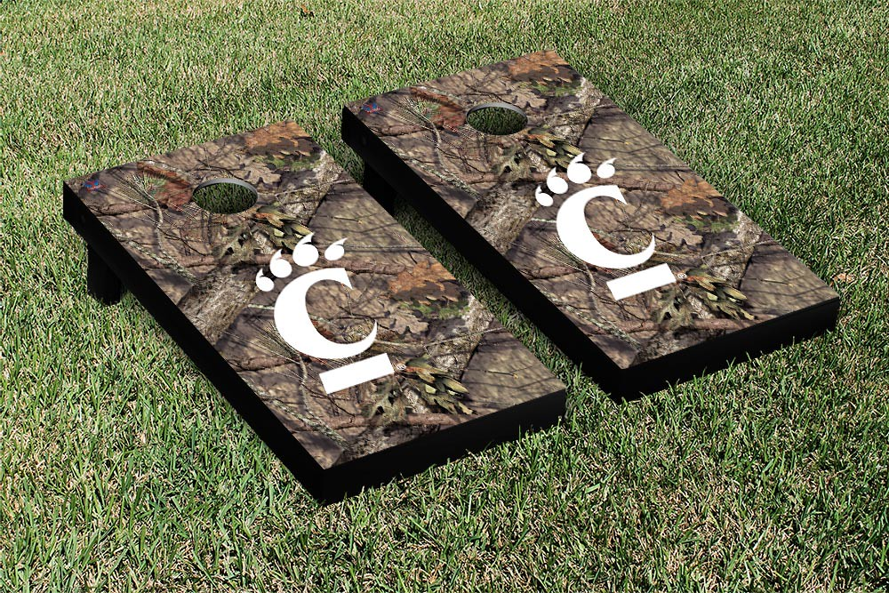 Cincinnati Bearcats Mossy Oak Version