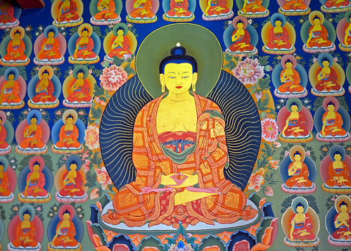 "buddhism ladakh hemismonastery tibetanbuddhism indiantourism paintings"" ""mural tourismofindia tantrikbuddhism imagesofladakh""mural"