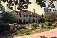 Post Family Summer Retreat House, Wallace Neff, Architect 1923