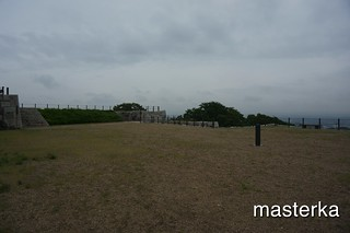 二本松城の頂上