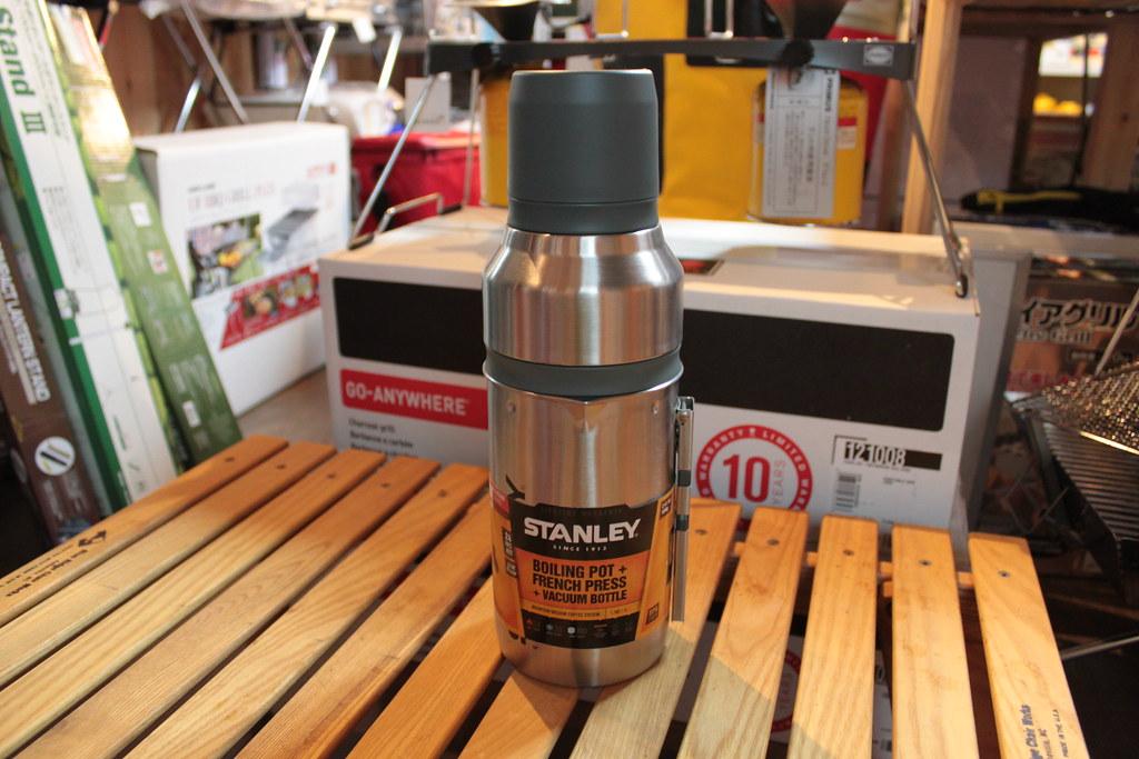 スタンレーーSTANLEY バキュームコーヒーシステム1.0L