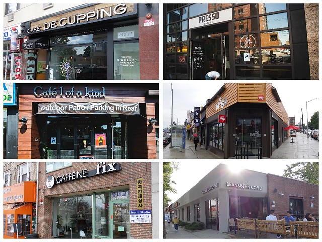 Flushing, Queens Cafe Roundup