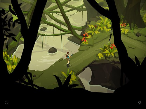 Lara Croft GO Apple Ipad Air 03